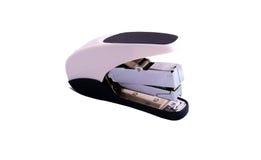 Белая бумага штапеля на предпосылке стоковое изображение rf