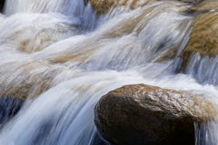 Белая вода Стоковое Изображение RF