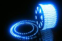 Белая лента diods Стоковое Изображение