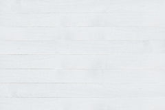 Белая деревянная палуба стоковая фотография rf