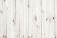 Белая деревянная предпосылка текстуры Стоковое Изображение RF