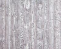 Белая деревянная предпосылка Стоковое Фото