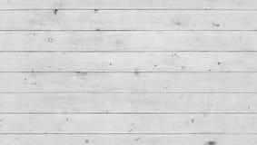 Белая деревянная стена, безшовная текстура Стоковое фото RF