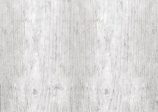 Белая деревянная текстурированная предпосылка woodgrain; Стоковые Изображения RF