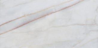 Белая естественная мраморная каменная плитка текстуры Стоковые Изображения