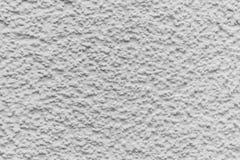Белая деталь текстуры housewall Стоковая Фотография RF
