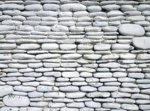 Белая картина предпосылки каменной стены Стоковое фото RF