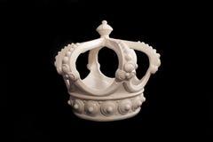 Белая крона Стоковые Фото