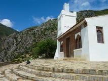 Белая мечеть Стоковое фото RF