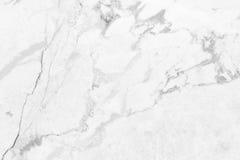 Белая мраморная предпосылка текстуры картины, абстрактный естественный мрамор Стоковое Изображение RF