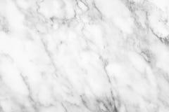Белая мраморная предпосылка Стоковое Фото