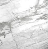 Белая мраморная текстура Стоковая Фотография RF