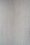 Белая мягкая деревянная поверхность как предпосылка Стоковая Фотография RF