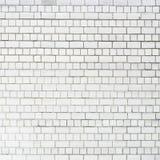 Белая поверхность brickwall стоковые фото