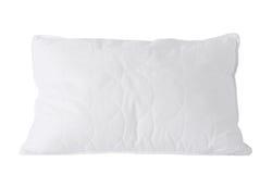 Белая подушка Стоковая Фотография RF