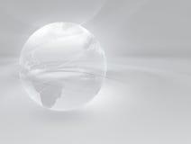 Белая предпосылка дела Стоковая Фотография RF