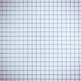 Белая предпосылка листа приданной квадратную форму бумаги Стоковые Фотографии RF
