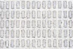 Белая предпосылка картины прямоугольника grunge Стоковые Фото