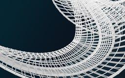 Белая предпосылка конспекта структуры Стоковая Фотография RF