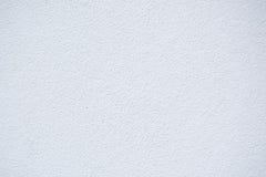 Белая предпосылка текстуры стены гипсолита Стоковая Фотография