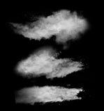 Белая пыль Стоковое Изображение RF
