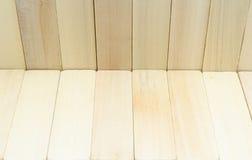 белая древесина Стоковое Изображение