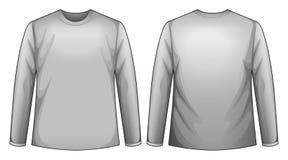 Белая рубашка бесплатная иллюстрация
