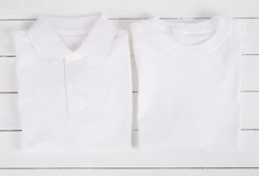Белая рубашка стоковое фото