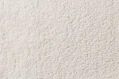 Белая синтетическая ватка Стоковые Фото
