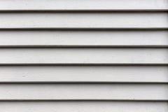 Белая старая покрашенная деревянная текстура предпосылки Стоковое Изображение