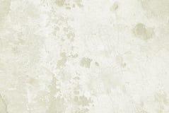 Белая старая стена - разрушенная поверхность Стоковые Фотографии RF