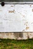 Белая стена гипсолита Стоковые Изображения RF