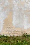 Белая стена гипсолита Стоковое Изображение RF