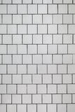 Белая стена плитки Стоковые Фото