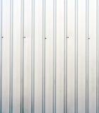 Белая текстура контейнера грузового корабля Стоковые Фото