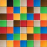 Белая текстура плиток Стоковая Фотография RF
