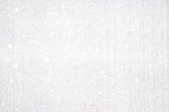 Белая текстура стиропора Стоковая Фотография RF