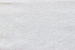 Белая текстура ткани Стоковое фото RF