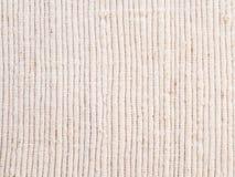 Белая текстура ткани Стоковая Фотография RF