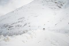 Белая улица Стоковое Изображение RF