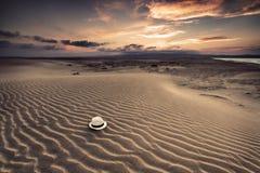 Белая шляпа Стоковые Фото