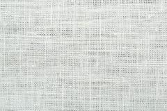 Белая linen холстина Стоковые Фотографии RF