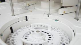 Белизна автоматизирует анализатор химии акции видеоматериалы
