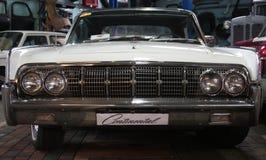 белизна автомобиля старая Стоковые Фотографии RF