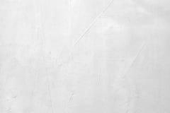 Белизна бетонной стены Стоковые Изображения