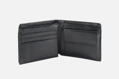 белизна бумажника типа предпосылки ретро Стоковое Изображение RF
