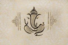 белизна венчания вектора приглашения чертежей карточки предпосылки Стоковое Изображение