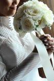 белизна венчания фонового изображения Стоковые Изображения RF