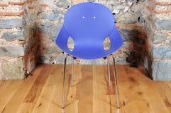 белизна вопроса офиса стула предпосылки изолированная мебелью Стоковые Фото