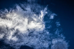 Белизна в воздухе Стоковые Изображения RF